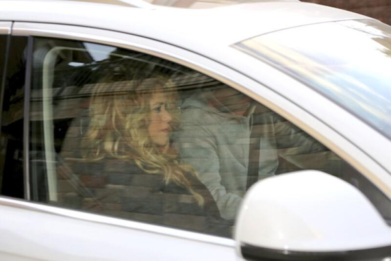 Fuentes cercanas a la cantante y a Gerard Piqué aseguran que hace unas horas la futura mamá ingresó a un hospital español para dar a luz a su segundo hijo.