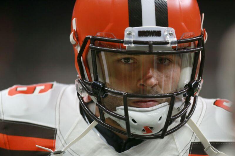 Baker Mayfield Cleveland Browns
