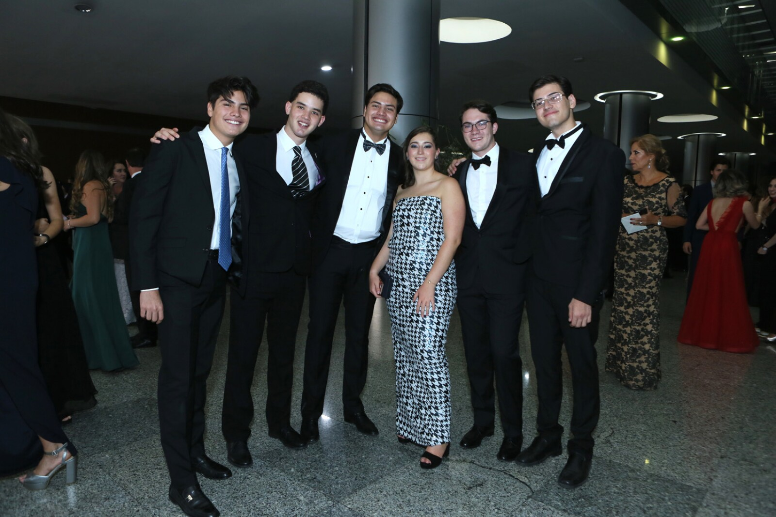 Fiesta de graduación The American School Foundation