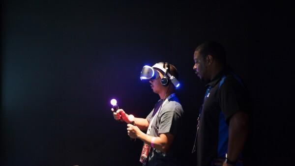 Este año se espera que la realidad virtual se lleve los reflectores en la feria de videojuegos.