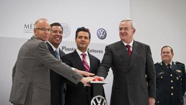 Planta VW