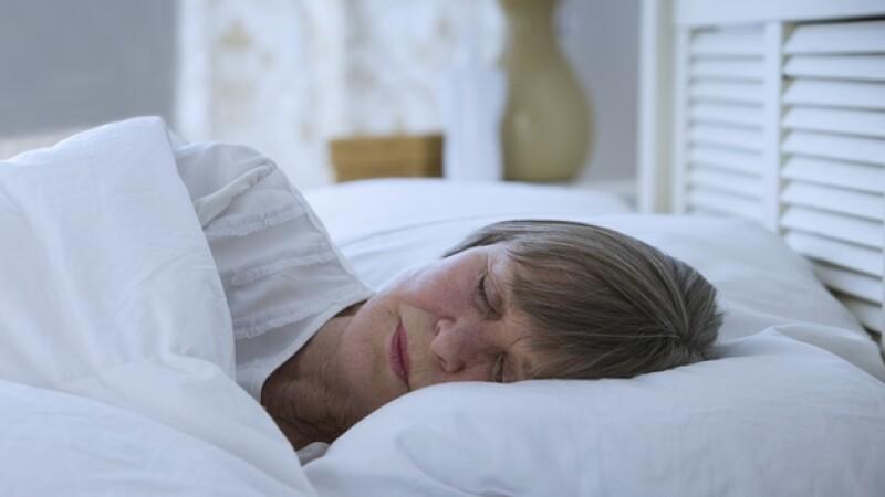 menopausia mujer dormir