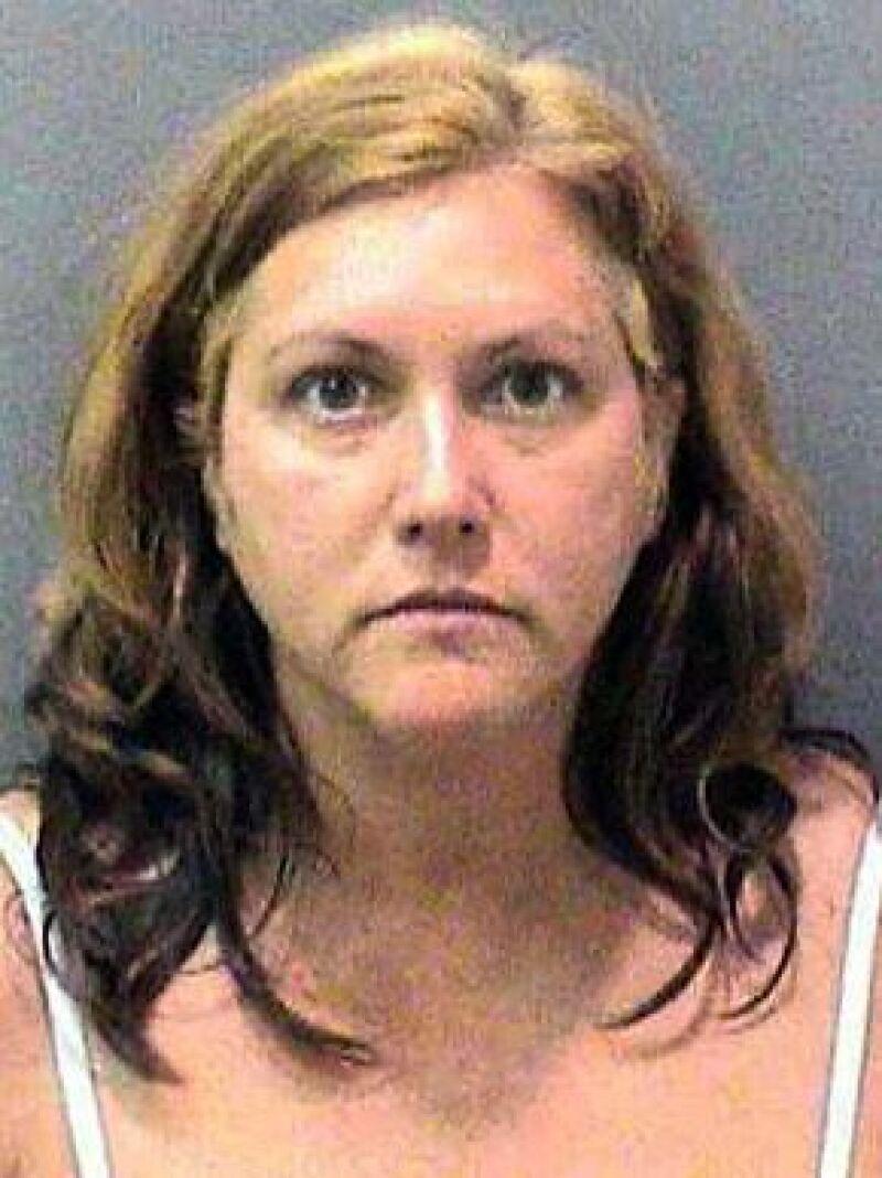 Marcia Valentine fue declarada culpable de un cargo menor de acoso contra la actriz.