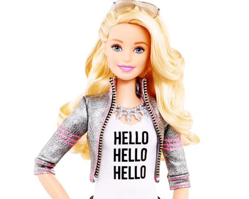 Hello Barbie! Podrá escuchar todo lo que hablan las niñas que jueguen con ella.