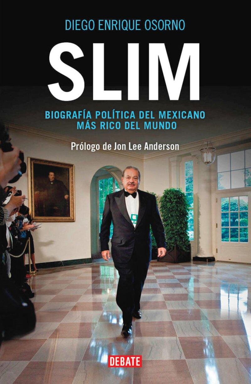 LA OBRA. El autor le hizo tres entrevistas a Slim para escribir la biografía, platicó con amigos y enemigos (como los llama Osorno) y realizó una investigación de ocho años.
