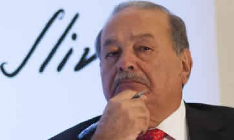La empresa de Carlos Slim, IDEAL, mantiene el 50% de I+D desde 2005. (Foto: Cuartoscuro)