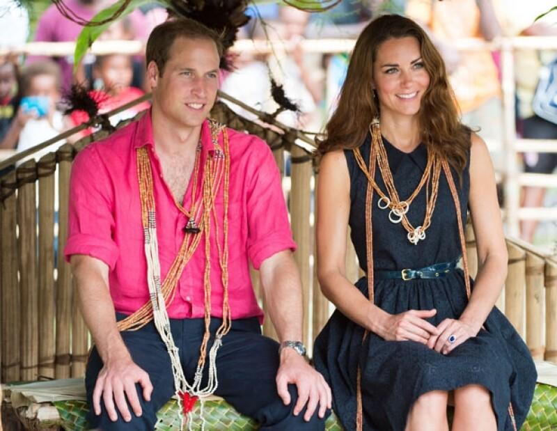 El príncipe Guillermo y Kate Middleton se encuentran en las islas Granadinas, ubicadas en el mar Caribe, al parecer se hospedarán en una villa de 30 mil dólares semanales.