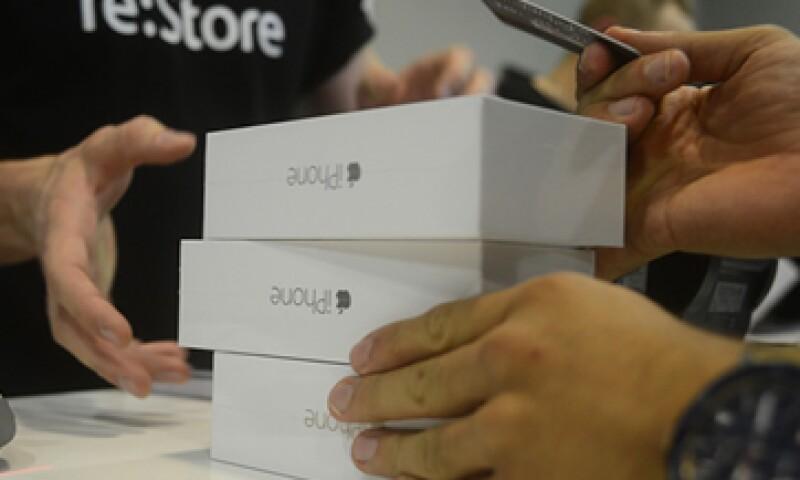 El iPhone 6 será compatible con cualquier compañía que el usuario elija. (Foto: Getty Images )