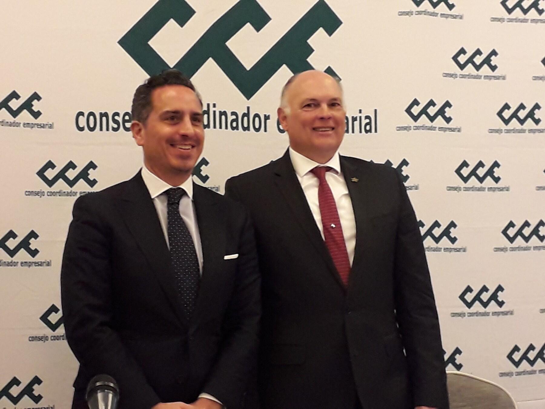 México T-MEC ratificación CCE
