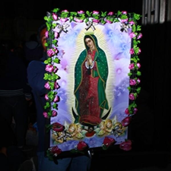Virgen de Guadalupe celebración