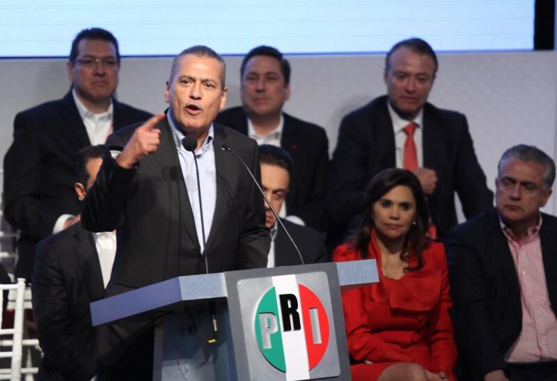 El senador Manlio Fabio Beltrones dijo que se había pactado una reunión con Hacienda para cruzar cifras. (Foto: Notimex)