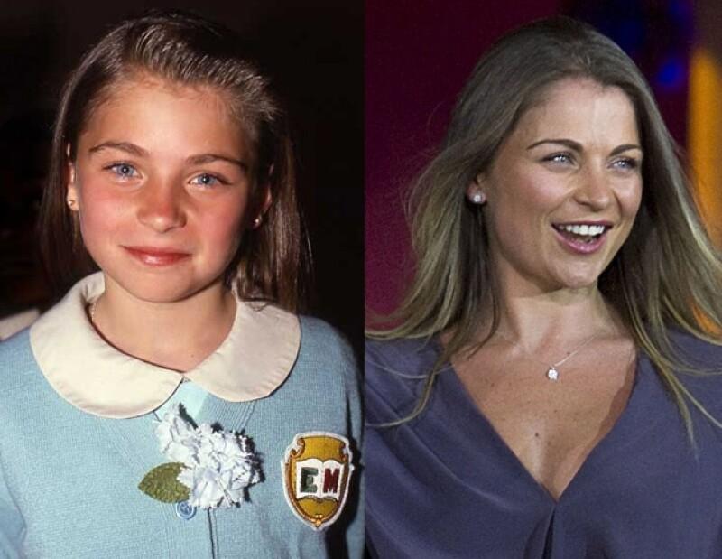 Diversos son los famosos que siguen conservando su misma imagen desde niños, haciéndolos lucir igual de jóvenes.