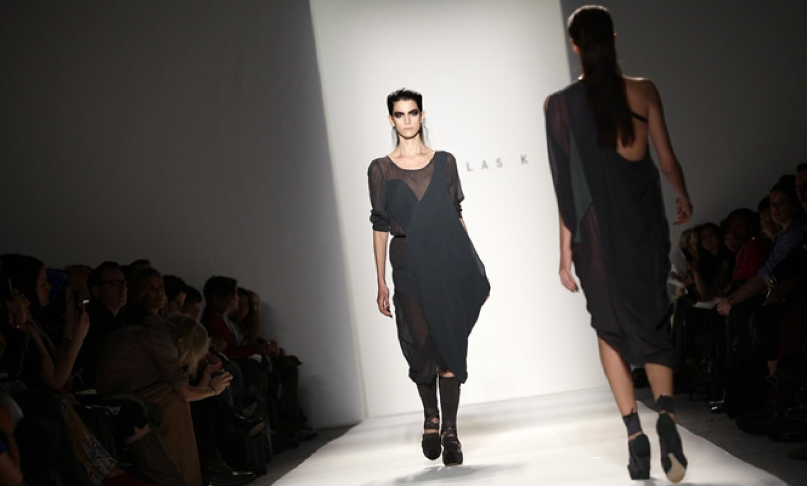 Fotógrafos y editores de las principales revistas de moda también se dan cita en el Lincoln Center.