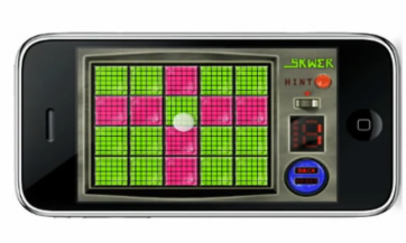 El juego SKWER fue diseñado por Miguel Olvera Téllez -Gerente General y Co-fundador de Alebrije Estudios. (Foto: Cortesía AppCircus)