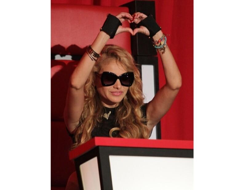 Ya es un hecho, la Chica Dorada será la próxima juez en el famoso programa de Simon Cowell. La mexicana ocupará el lugar de Britney Spears, hecho que tiene muy contentos a sus fans.