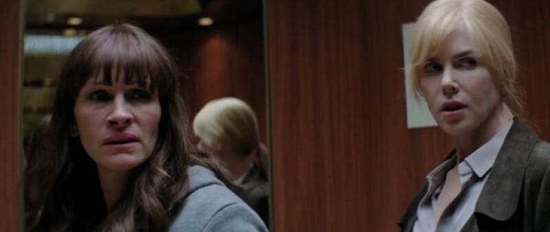 La actriz está por estrenar su más reciente trabajo en la pantalla grande, el remake `Secretos de una obsesión´, en donde comparte créditos con Nicole Kidman.