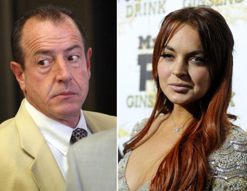 Los abogados de la actriz y cantante aseguran que su papá Michael, podría ser una buena influencia en su hija, contrario a lo que piensa su mamá y hermanos.