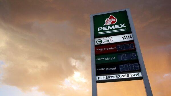 Pemex deuda México Fitch