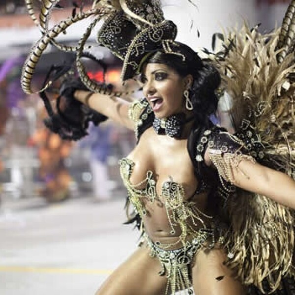 desfile del carnaval de brasil