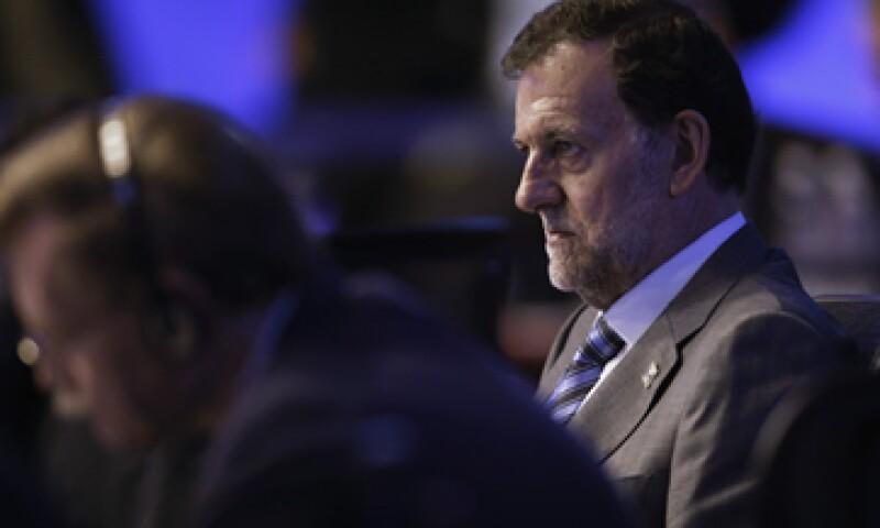 Mariano Rajoy dijo que el resultado electoral en Grecia era también una buena noticia para España. (Foto: Reuters)