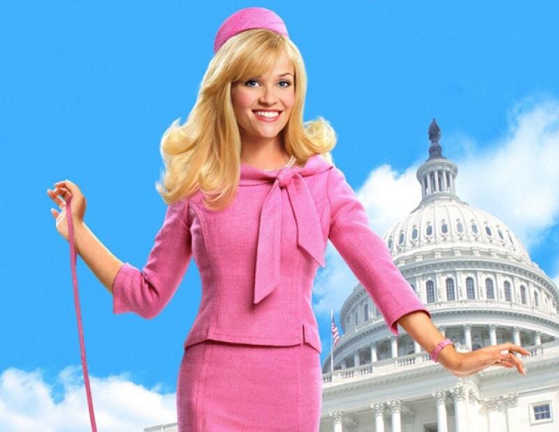 A 15 años de Legally Blonde, recordamos las mejores frases de Elle Woods, papel interpretado por Reese Witherspoon.