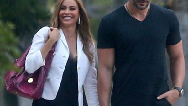 La estrella colombiana se reencontró en Nueva York con su ex prometido; ambos pasaron tiempo juntos en el departamento de él.