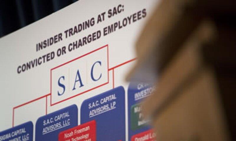 SAC Capital pagará una cifra todavía mayor que la impuesta a JPM, lo que será la más grande en toda la historia. (Foto: Getty Images)