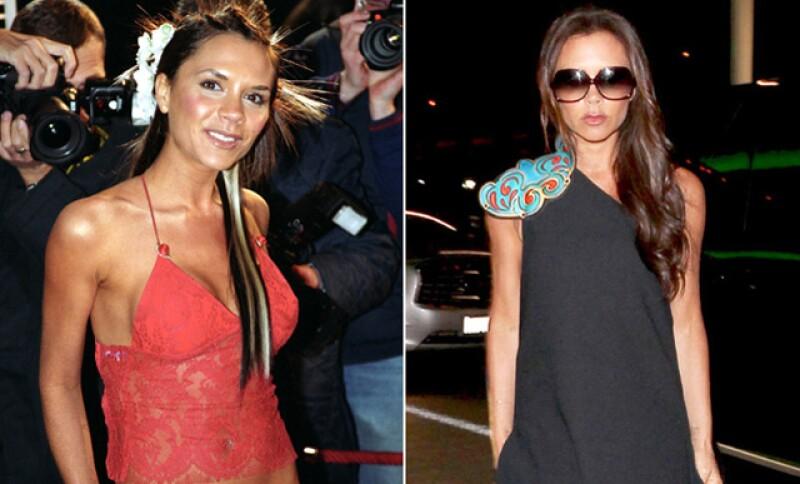 Ahora discrimina los looks de algunas celebridades pero en el pasado ella vestía similar.