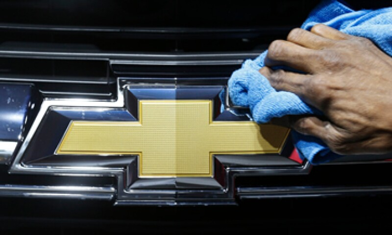 Chevrolet vendió 4.9  millones de vehículos en todo el mundo. (Foto: Reuters)