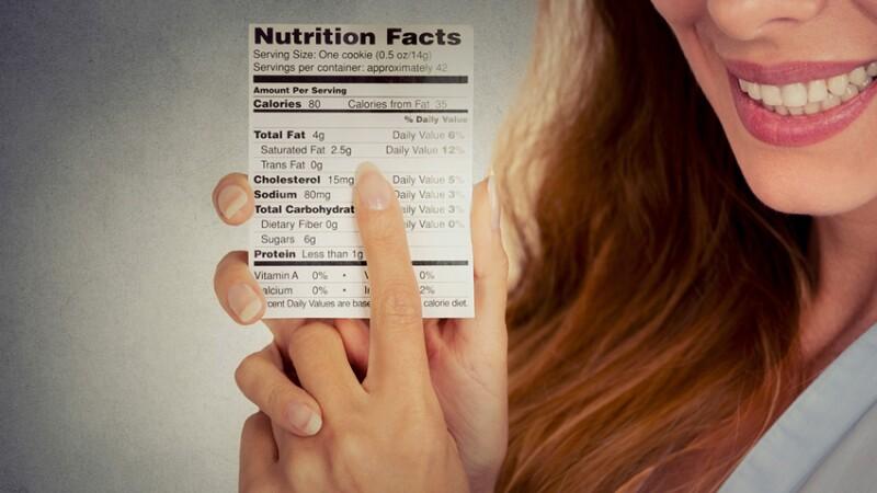 Incluye en tu dieta alimentos bajos en calorías.