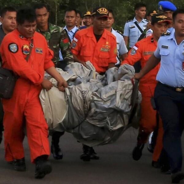 restos vuelo QZ8501 10