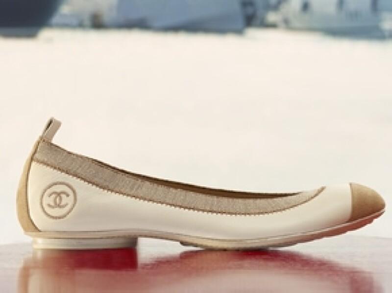 Flats Chanel.