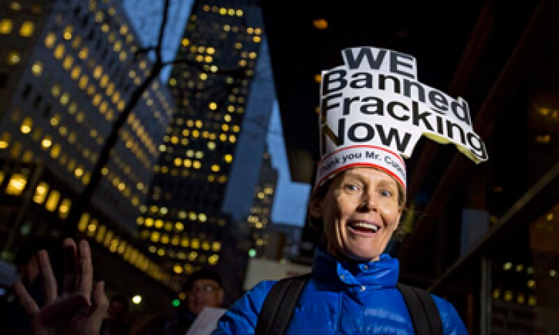 Nueva York es el segundo estado que prohíbe el fracking en EU. (Foto: Reuters )