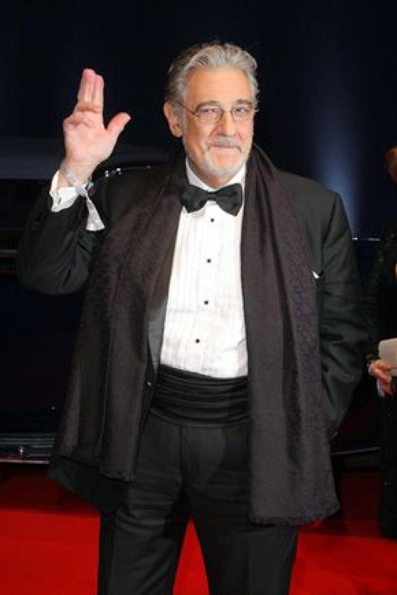 El tenor español interpretará nuevamente a Maurizio, el cual hizo hace más de 40 años.