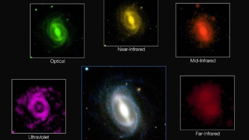 El declive del cosmos, basándose en la energía y luz que radia, tiene una precisión sin precedentes, informaron astrónomos. (Foto: Observatorio del Sur de Europa )