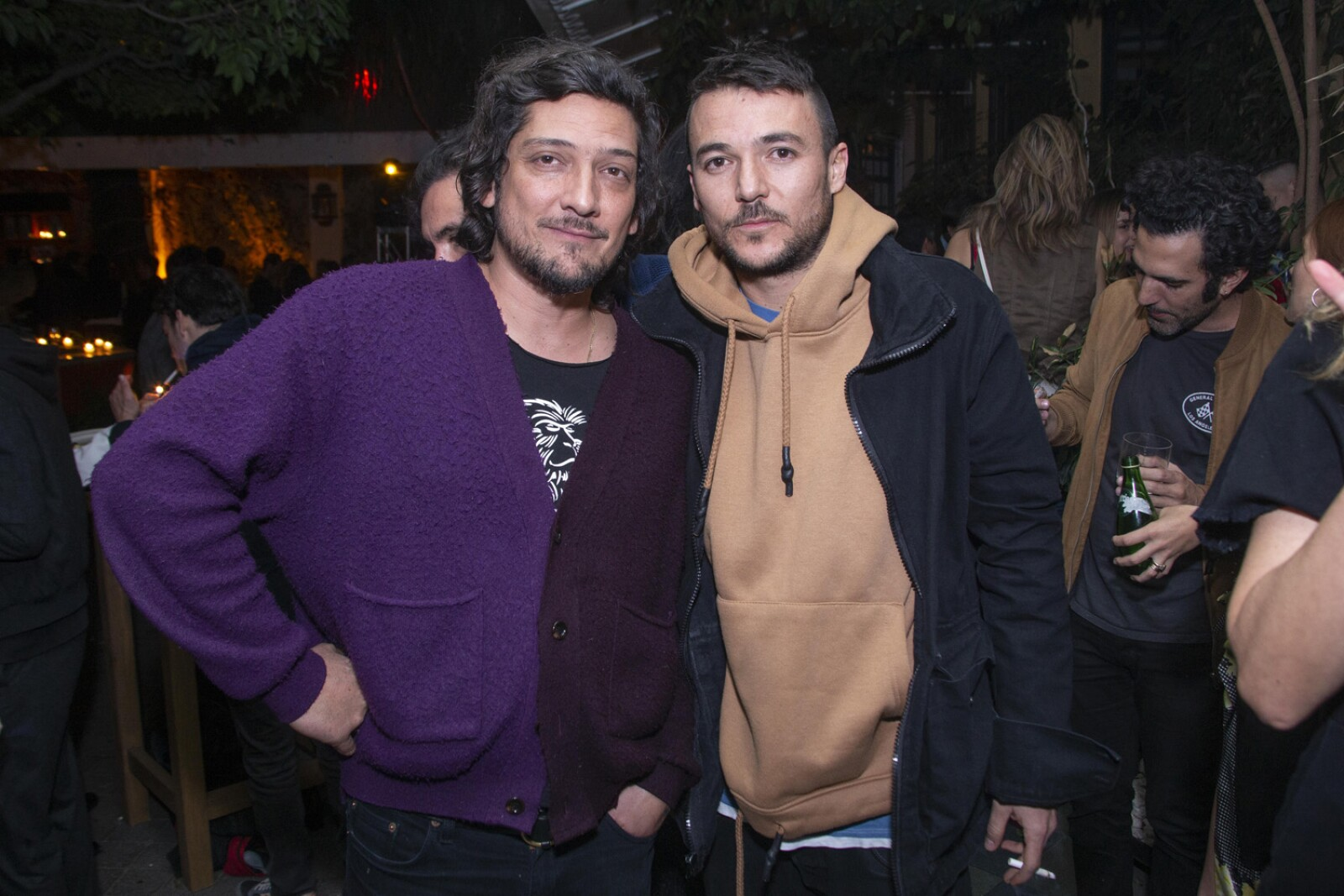 Leo Laguerri, Diego Gonzalez
