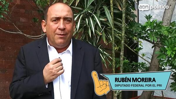 #YoLegislador | Rubén Moreira
