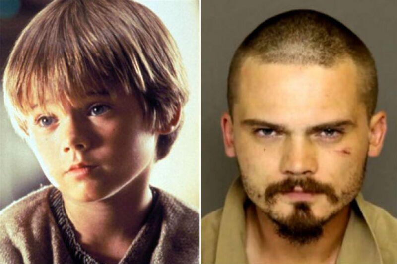 """Jake Lloyd, quien diera vida al tierno Anakin Skywalker en """"The Phantom Menace"""", en 1999, ha sido diagnosticado con esquizofrenia, esto después de terminar en prisión el año pasado."""