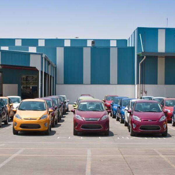 Para marzo del 2011, casi un cuarto de las ventas globales de Ford Fiesta se realizaron en el Reino Unido.