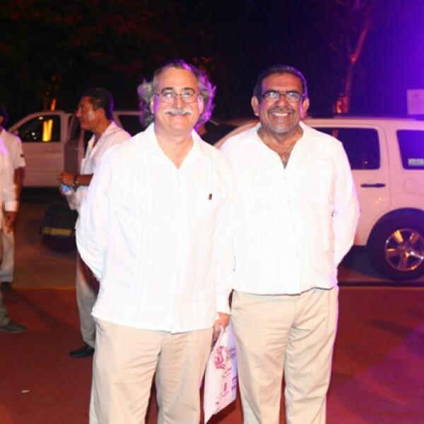 Antonio Peniche y Carlos Pandiello Vázquez