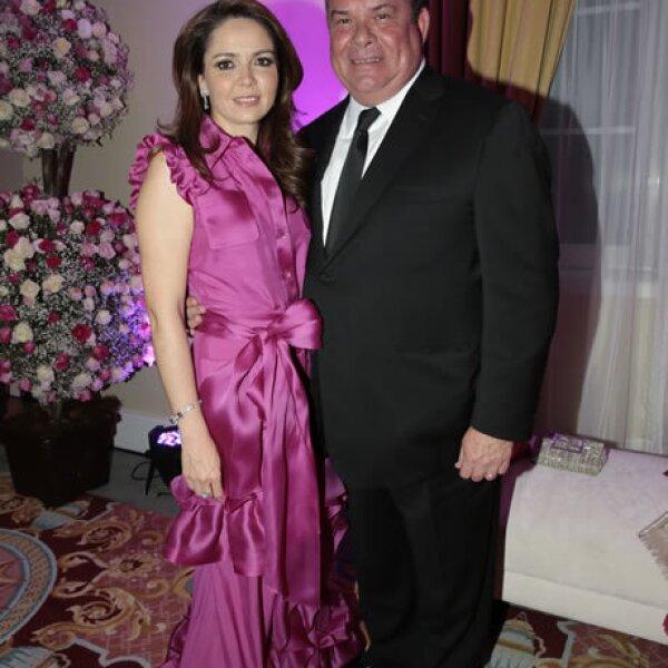 Rosita Aguirre,Carlos Aguirre