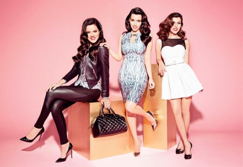 En Estados Unidos Kardashian Kollection es todo un éxito, por ello las hermanas ampliaran su línea y han elegido este país como su siguiente reto. Su visita será a finales de abril.