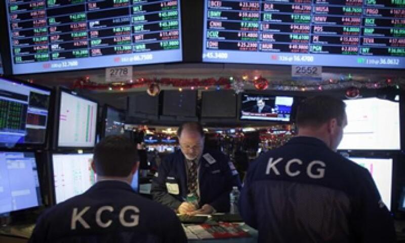 El Dow Jones avanza 0.72%. (Foto: Reuters )