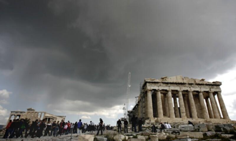 Grecia ha recibido dos rescates desde 2010 por 240,000 millones de euros.  (Foto: Getty Images)