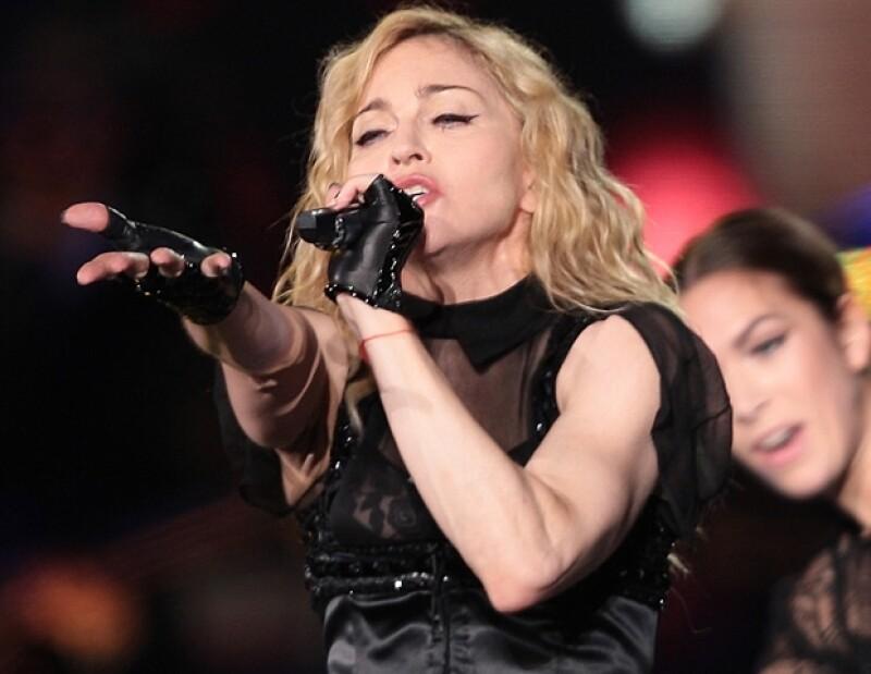 La diva de la música pop se presentará en el intermedio del espectáculo deportivo más visto en Estados Unidos.
