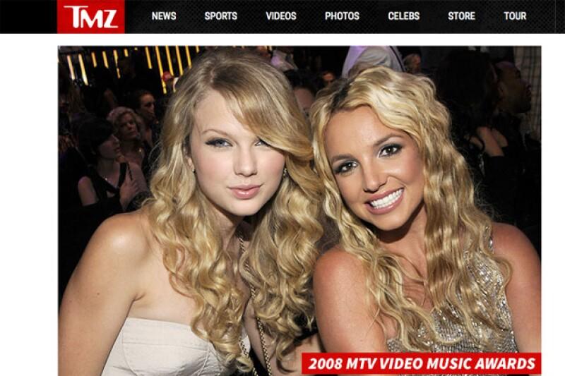 La princesa del pop afirmó en una entrevista que no sabe si ha llegado a coincidir con Taylor en alguna ocasión, pese a que ambas han sido fotografiadas dos veces juntas.