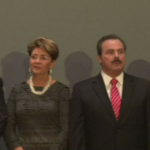 gabinete 2 Peña Nieto