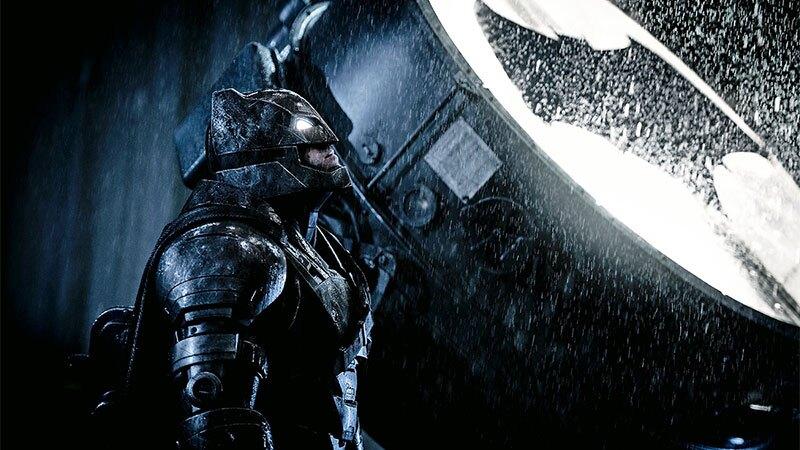 Ben Affleck como 'Batman' (Foto: Warner Bros)