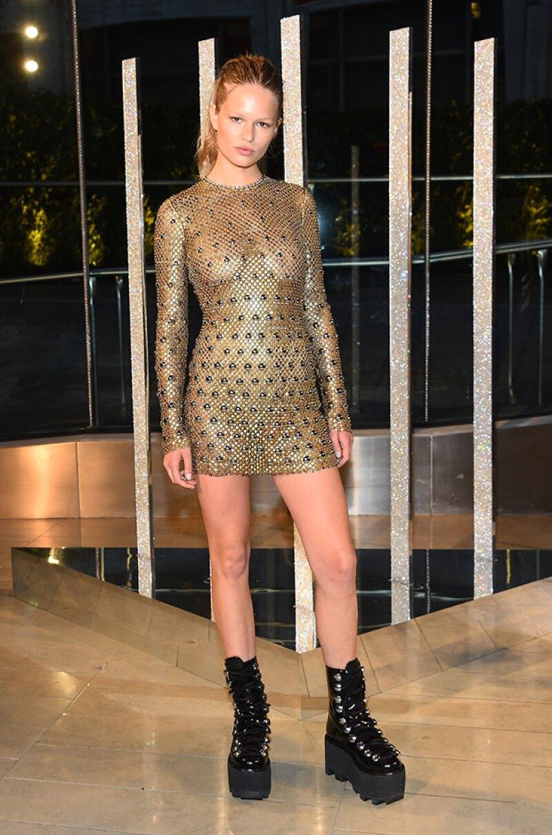 Anna Ewers es la modelo del 2015, según Models.com