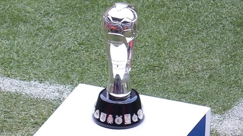 trofeo futbol mexicano
